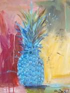 Cobalt Pineapple