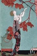 Fashion Illustration, 1914