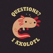 Axolotl Questions