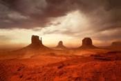 Monsoon Sandstorm