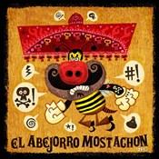 Abejorro Mostachon