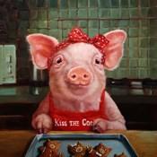 Gingerbread Pigs