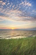 Lake Michigan Sunset I