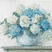 Blue Hydrangea Cottage Crop