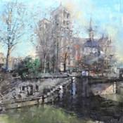 Notre Dame on the Seine