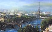 Paris Pedestrian Bridge