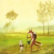 Master Lamb and His Painting Master