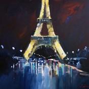 Eiffel Rain