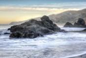 Crescent Beach Waves 4