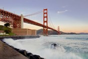 Golden Gate Bridge at Dawn