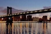 Manhattan Bridge at Dawn