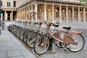 Paris Cycles 1