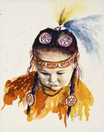 First Nations Powwow Princess