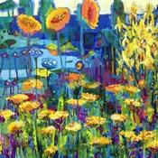 Yellow Garden I