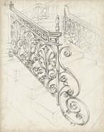 Iron Railing Design I