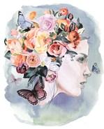 Floral Locks II