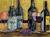 Still Life with Wine I