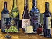 Still Life with Wine II