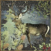 Christmas Deer II