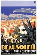 Beausoleil-Monte Carlo Superieur