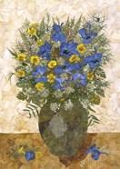 Bouquet In Vase 4