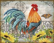 Ironwork Rooster B