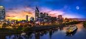 Moon Over Nashville