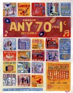 Any 70 Records for One Cent