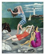 The Bathers, 1918 (Las Banistas)