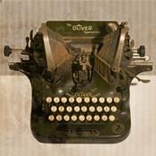 Typewriter 01 Oliver