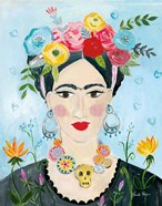 Homage to Frida II