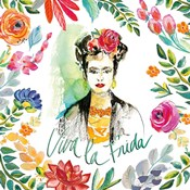 Fridas Flower Fancy I