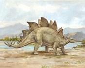 Dinosaur Illustration I