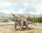Dinosaur Illustration II