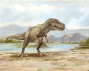 Dinosaur Illustration III