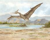 Dinosaur Illustration VI