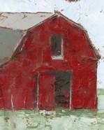 Big Red Barn I