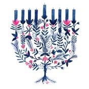 Boho Hanukkah I