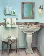 Cottage Sink Gray