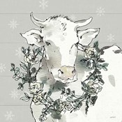 Modern Farmhouse XII Snowflakes