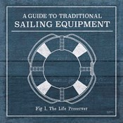 Vintage Sailing Knots X