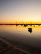 Marthas Vineyard Sunset I