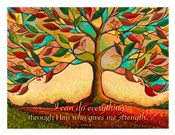 Tree Splendor II (I can do everything through Him...)
