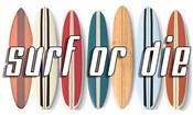 Surf of Die