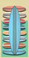 Surfboards - Red