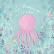 Mermaid and Octopus II