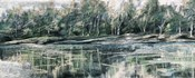 Pastel Landscape Study