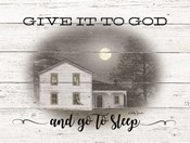 Give it to God