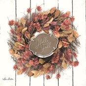 Hello Fall Wreath