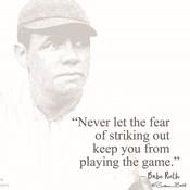 Baseball Greats - Babe Ruth